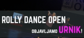 Objavljamo URNIK za Rolly Dance Open!