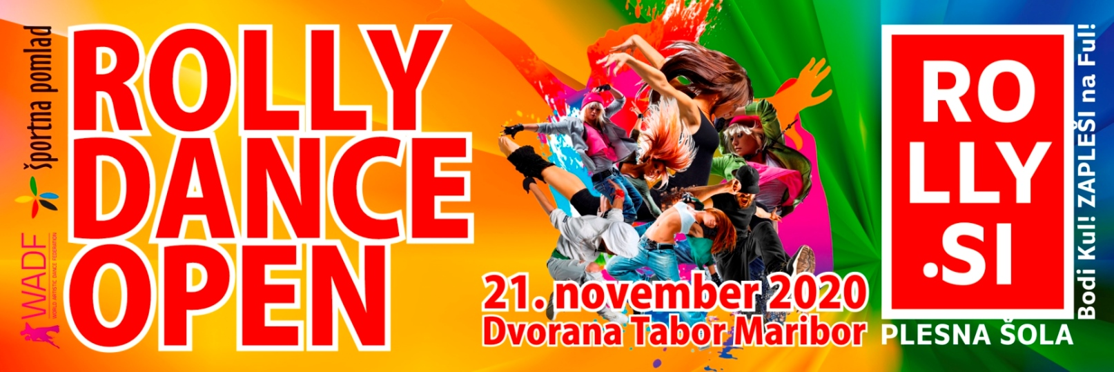 Rolly Dance Open 2020 banner 210 x 70