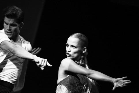 Plesna solo latino delavnica z Jagodo Batagelj za vse